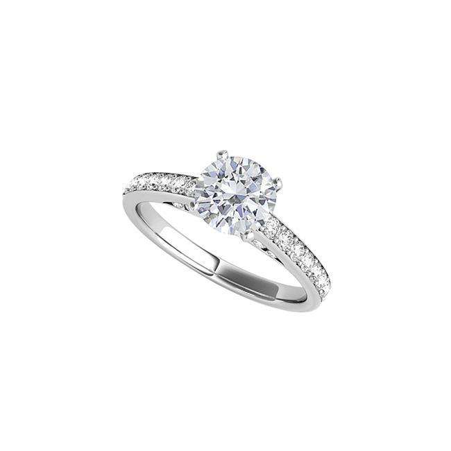 Regal Rose Sterling Silver Gabi Ring 925 Semi Precious Garnet Ring