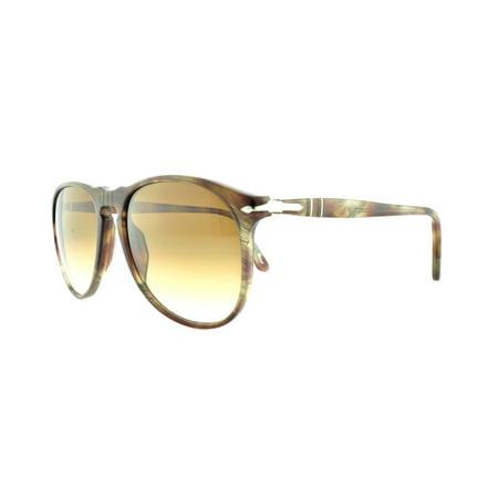 0627fd2f80 Persol - PERSOL Sunglasses PO 9649S 972 51 Havana Brown Smoke 55MM -  Walmart.com