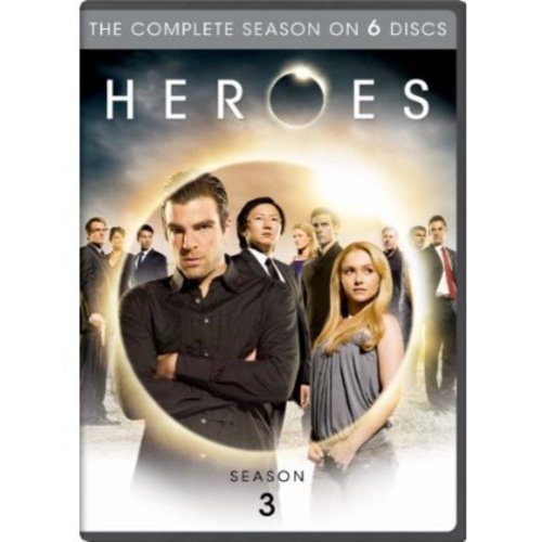 Heroes: Season Three (Anamorphic Widescreen)