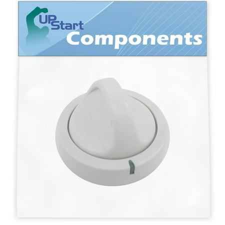 Replacement Dryer Timer Knob 131873500 for Frigidaire FSE447GHS0 Residential Dryer