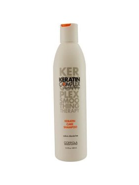 Keratin Complex Smoothing Therapy Keratin Care Shampoo, 13.5 Fl Oz