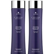 Alterna Anti-Aging Replenishing Moisture Shampoo and Conditioner Set, 8.5-Ounce