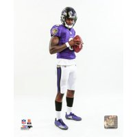 Lamar Jackson 2018 Posed Photo Print
