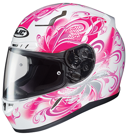 HJC CL-17 Cosmos Helmet Pink SML  0851-2608-04