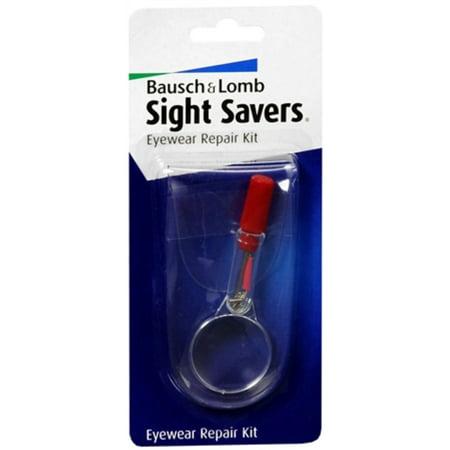 4 Pack - Bausch & Lomb Sight Savers Eyewear Repair Kit 1 Each