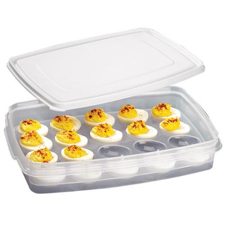 Miles Kimball   Deviled Egg Keeper