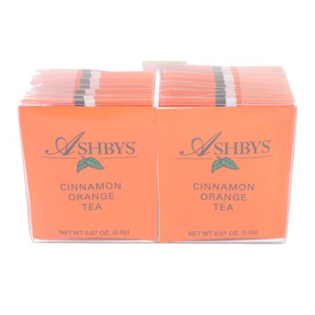 Ashbys Cinnamon Orange Tea Bags, 20 Count Box
