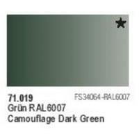 Camouflage Dark Green New