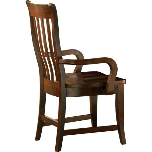 Bella Arm Chair Finish: Multi-Step Cherry