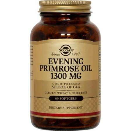 Evening Primrose Oil 1300mg Solgar 60 Softgel
