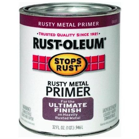 Rusty Metal Primer Paint