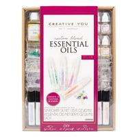 Creative You D.I.Y. Custom Blends Essential Oils Kit