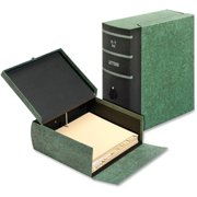 Globe-Weis, GLW22SLGRE, Eclipse File Boxes, 1 Each, Green