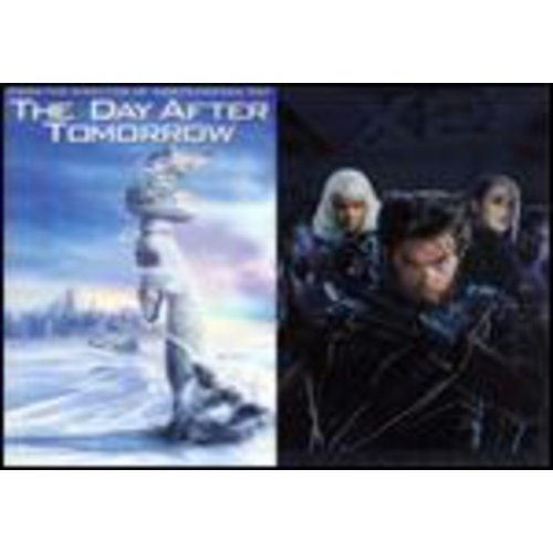 Day After Tomorrow / X2: X-Men United (Widescreen)
