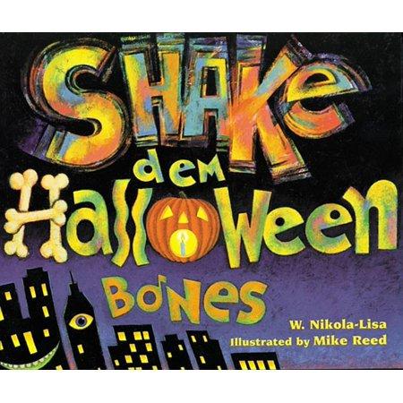 Shake Dem Halloween Bones Song (Shake Dem Halloween Bones)