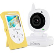 "Levana Sophia 2.4"" Digital Baby Video Mo"