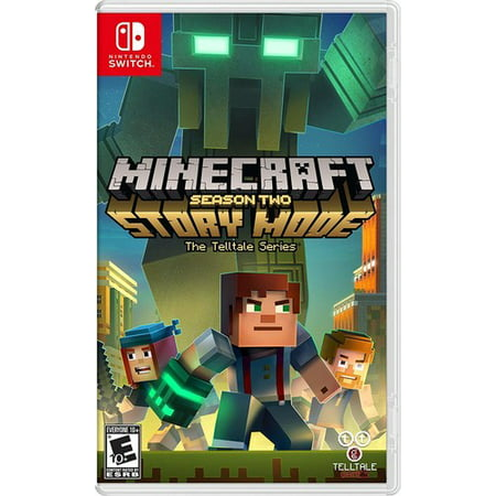 - Minecraft: Story Mode Season 2 for Nintendo Switch
