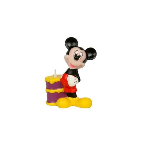 Hallmark 143783 Mickeys Clubhouse Molded Candle