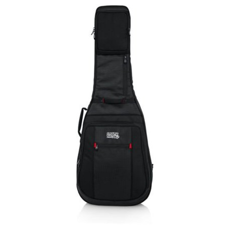 Gator Cases Pro-Go Deluxe Acoustic Guitar Gig Bag