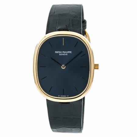 Pre-Owned Patek Philippe Ellipse 3738/100 Gold Watch (Certified Authentic & Warranty)