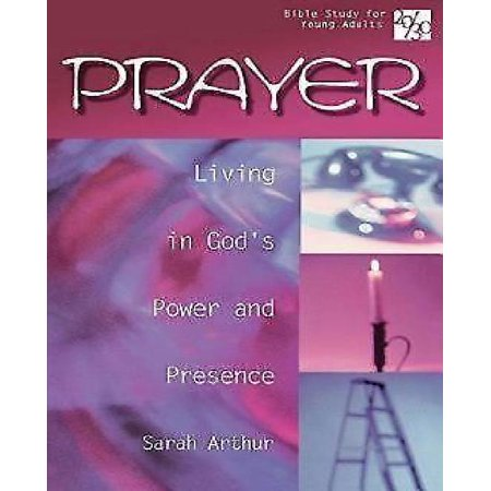 20 30 Bible Study For Young Adults  Prayer  Living In Gods Power And Presence