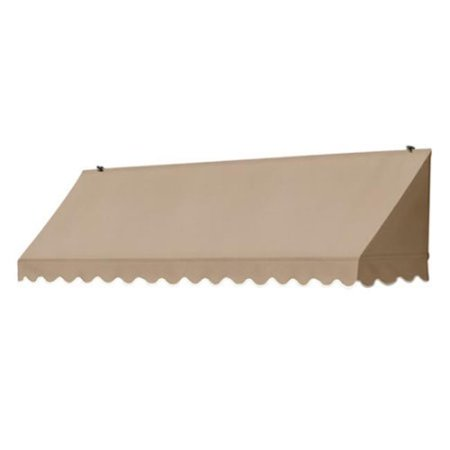 8 ft. Awning in a Box with Replacement