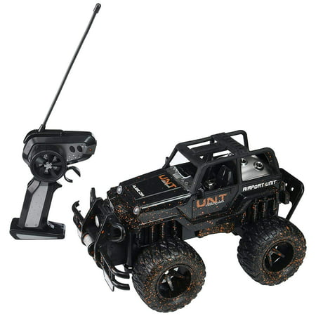 Mud Monster Jeep Wrangler Convertible Electric Rc Off Road Truck 1