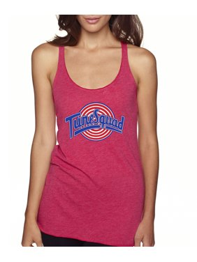4ed9850dd390d3 Product Image New Way 487 - Women s Tank-Top Tune Squad Space Jam Basketball  Team
