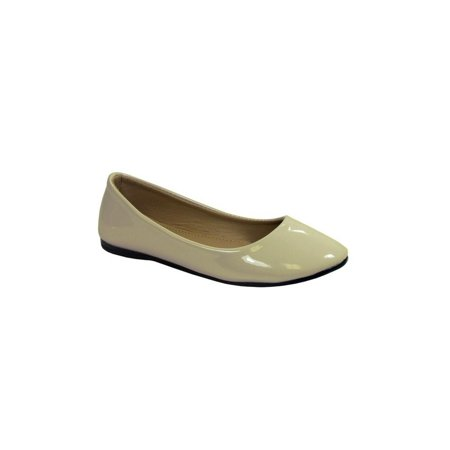 5d8552471f72 STEVEN ELLA - Girls Simple Flats