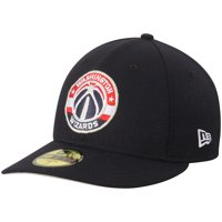 Washington Wizards New Era Low Profile 59FIFTY Fitted Hat - Navy