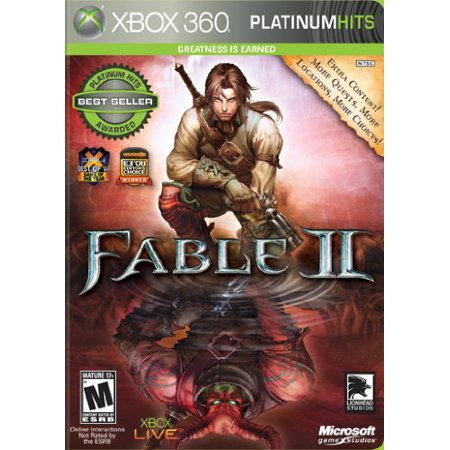 Fable 2 - Platinum Hits (Xbox 360)