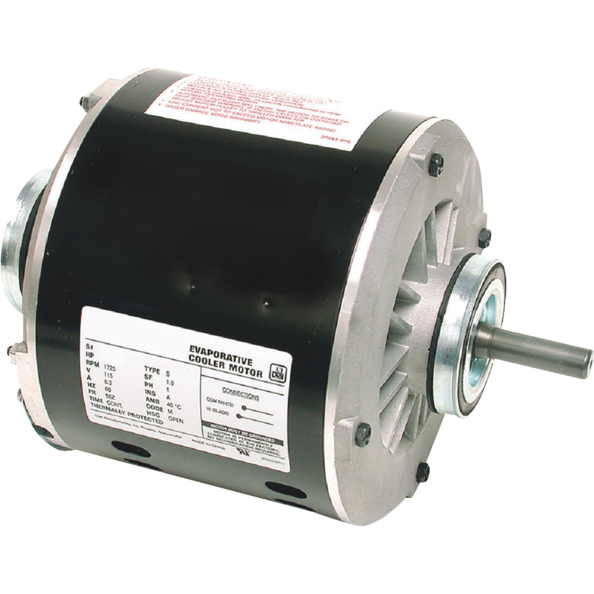 DIAL MFG INC 2201 1/3HP 115V 1SPD Motor