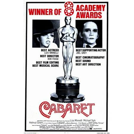 Cabaret Movie Poster  11 X 17