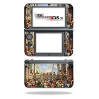 Skin Decal Wrap for Nintendo New 3DS XL (2015) Wedding At Cana