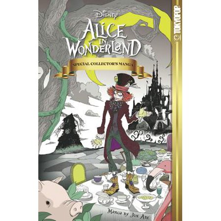 Alice in Wonderland - Special Collector's Manga](Dog In Alice In Wonderland)