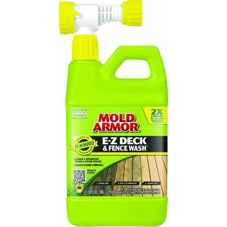 Deck Wash - Home Armor E-Z Deck & Fence Wash