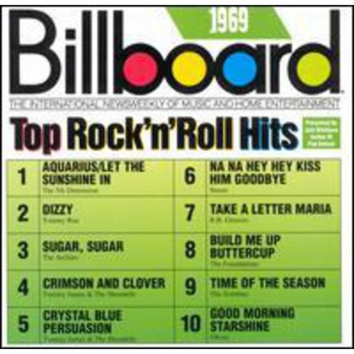 Billboard: Top Rock & Roll Hits - 1969