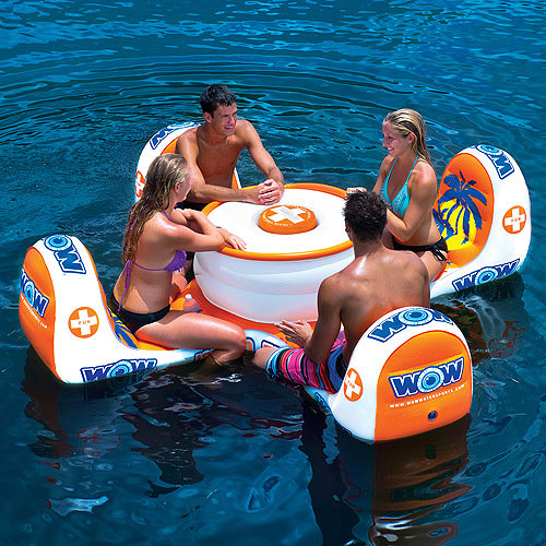WOW 1-4 Person Island Table