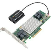 81605ZQ RAID 0/1/10 SAS 1GB X8 PCIE MD2 16PORT SFF 4 8643 INT