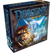 Descent Journeys in the Dark Second Edition Strategy Board Game