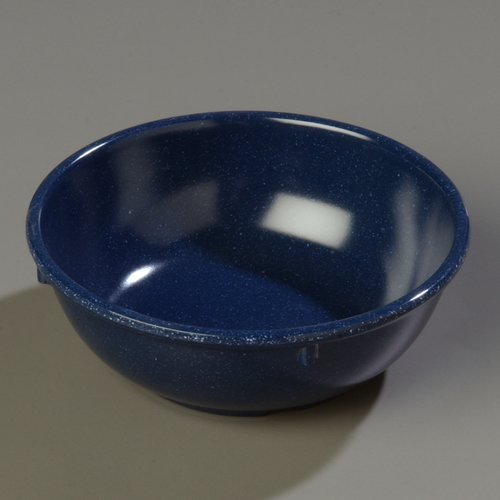 Carlisle Food Service Products Dallas Ware  13.3 oz. Melamine Nappie Bowl (Set of 24)