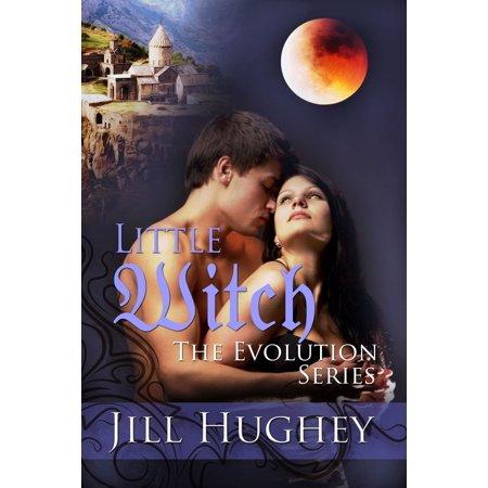 Little Witch: Historical Romance Novella - eBook