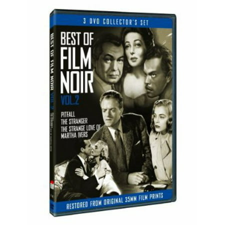 Best of Film Noir: Volume 2 (DVD)