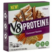 Campbell Soup V8  Protein Bars, 6 ea