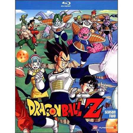 Dragon Ball Z  Season Two  Blu Ray   Japanese