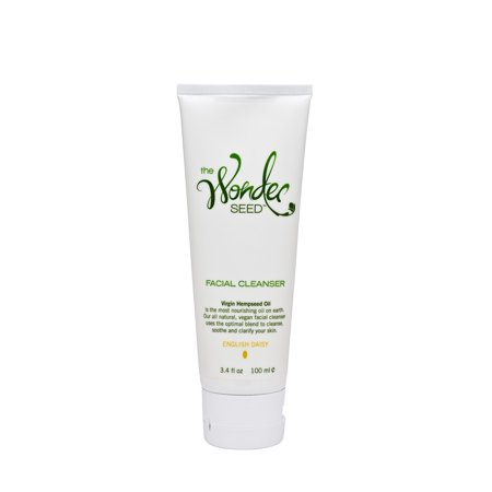 The Wonder Seed Natural English Daisy Facial Cleanser 3.4 oz ()