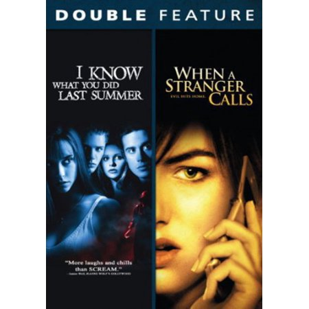 I Know What You Did Last Summer/When A Stranger Calls [Double Feature