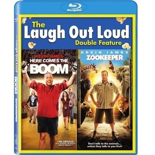 Here Comes The Boom / Zookeeper (Blu-ray) COLBR48374