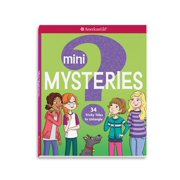 Mini Mysteries (Revised) : 34 Tricky Tales to Untangle