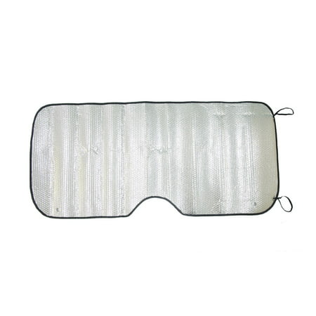 Aluminium Foil Foldable Car Front Window Windshield Sun Shade Visor 137x70cm 1965 Sun Visors Coupe
